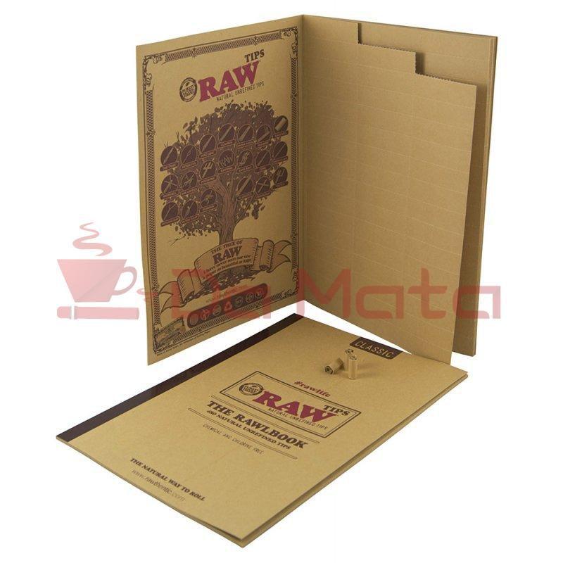 Raw Book - Livro de piteiras RAW