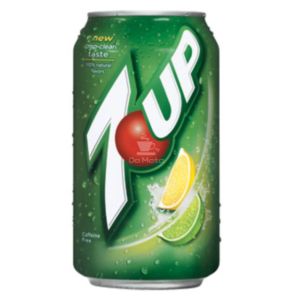 Refrigerante Importado 7up Lemon Lime