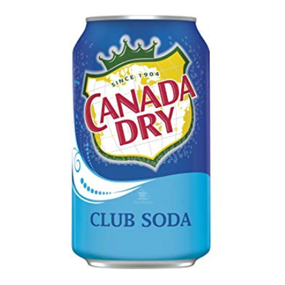 Refrigerante Importado Canada Dry Club Soda