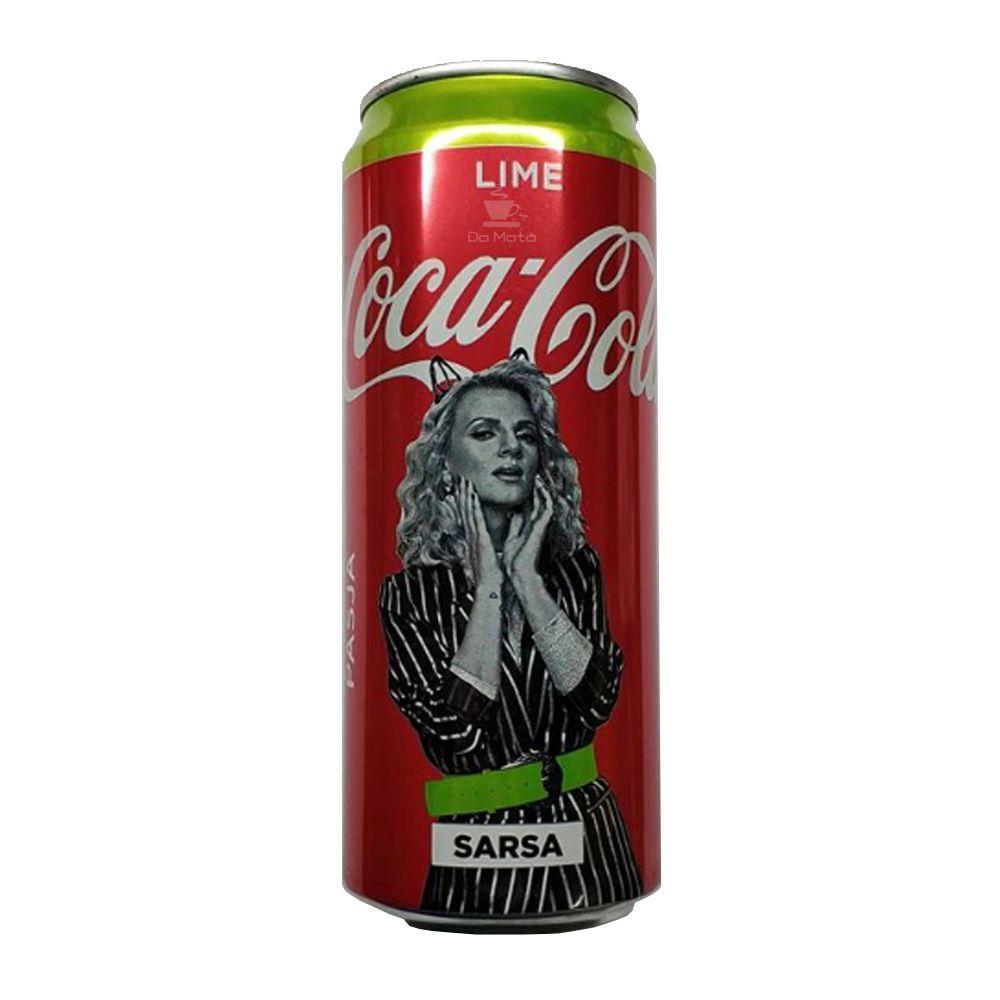 Refrigerante Importado Coca Cola Lime