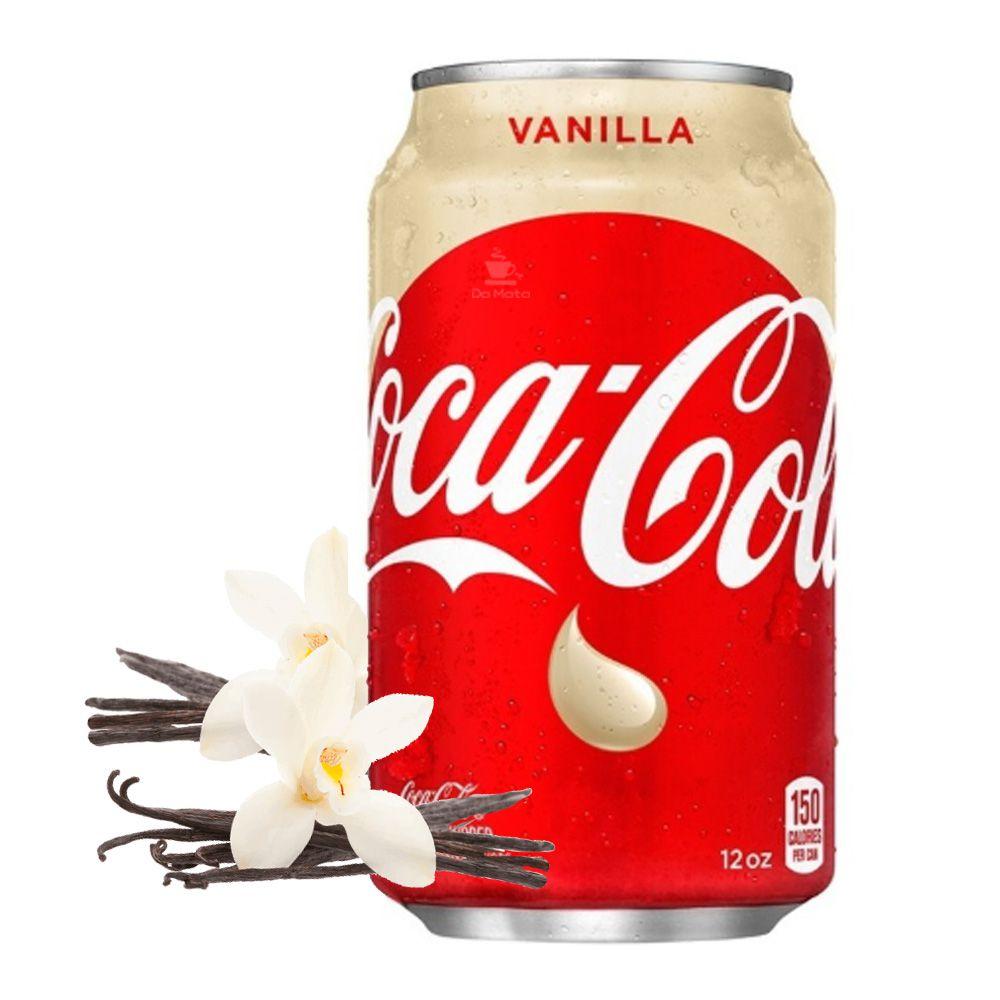 Refrigerante Importado Coca-Cola Vanilla