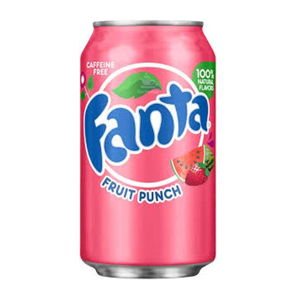 Refrigerante Importado Fanta Fruit Punch