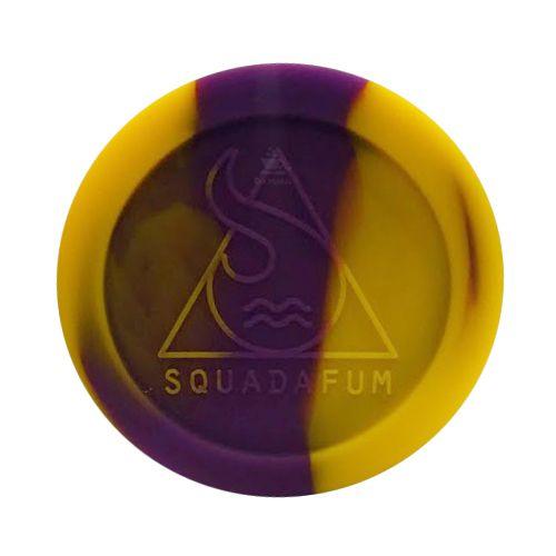 Reservatório de Silicone c/ Divisória - 25ml - Squadafum
