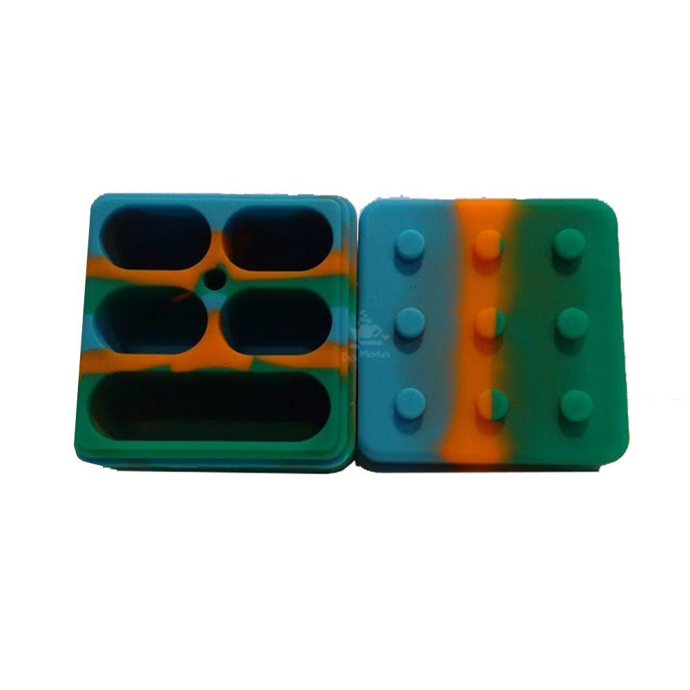 Reservatório de Silicone Lego