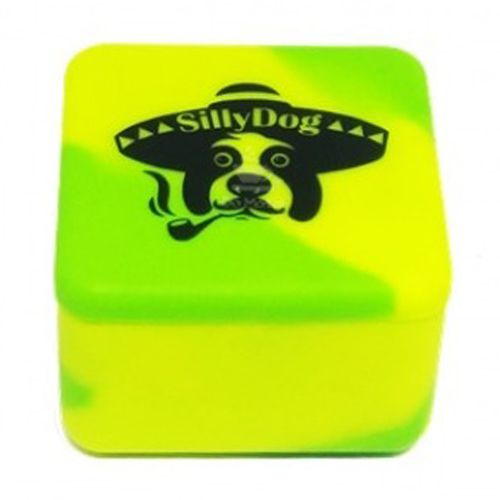 Reservatório de Silicone Silly Dog - Cubo 37ml