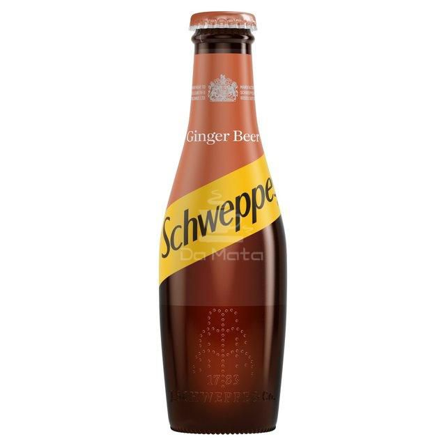 Schweppes Ginger Beer - IMPORTADA