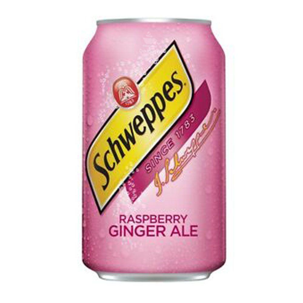 Schweppes Importada - Raspberry Ginger Ale