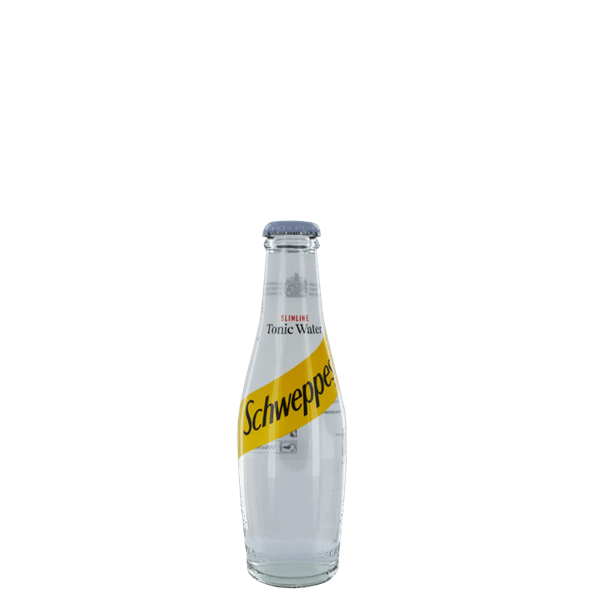 Schweppes Slimline, Tonic Water Importado