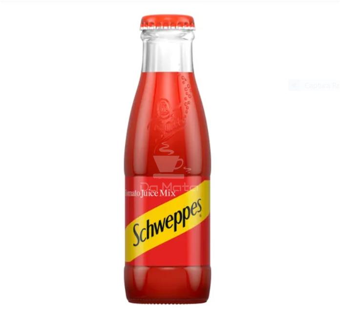 Schweppes Tomato - Schweppes de Tomate IMPORTADA