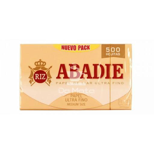 Seda Abadie 1 1/4 com 500 Folhas