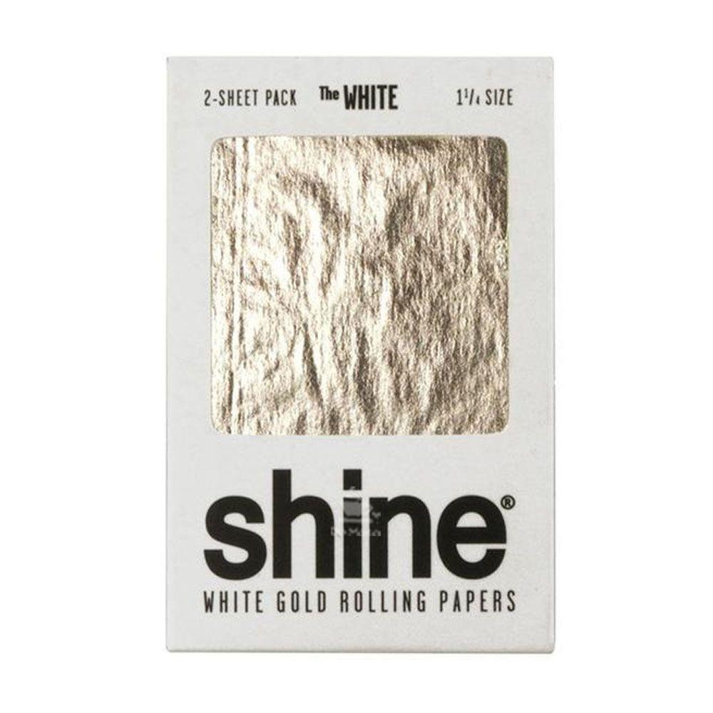 Seda de Ouro Branco 24k - Shine - 1 1/4