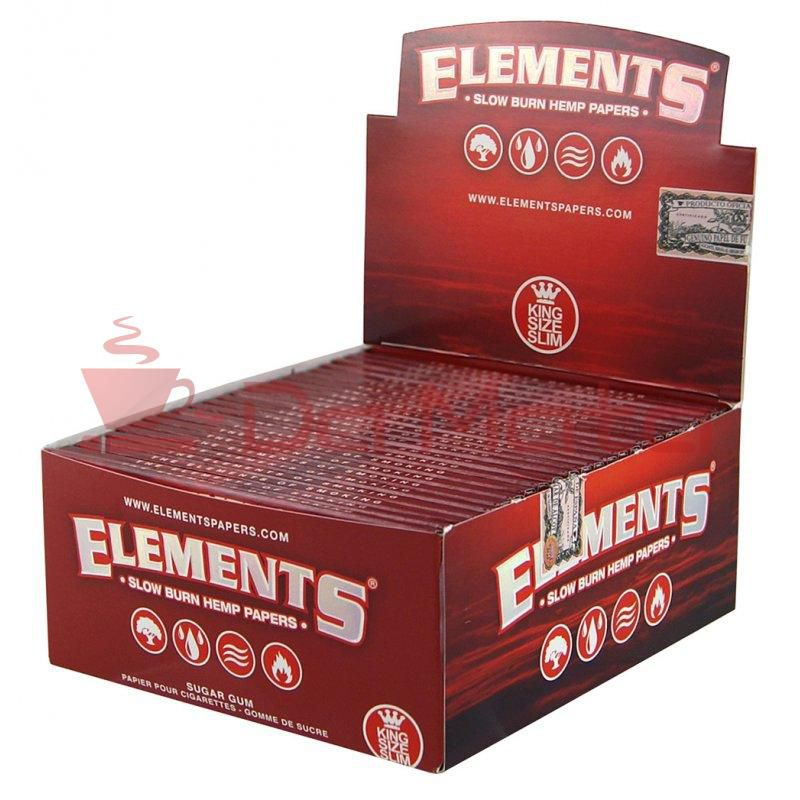 Seda Elements RED - King Size