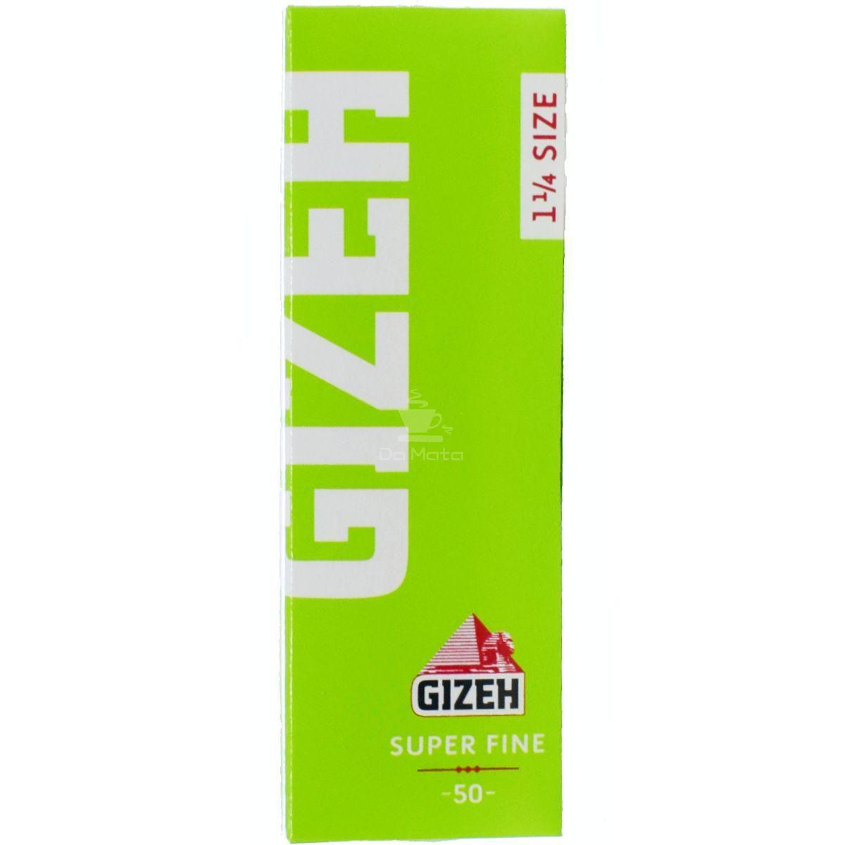Seda Gizeh Super Fine  1 1/4 size
