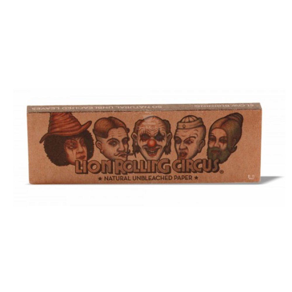 Seda Lion Rolling Circus Brown 1 1/4