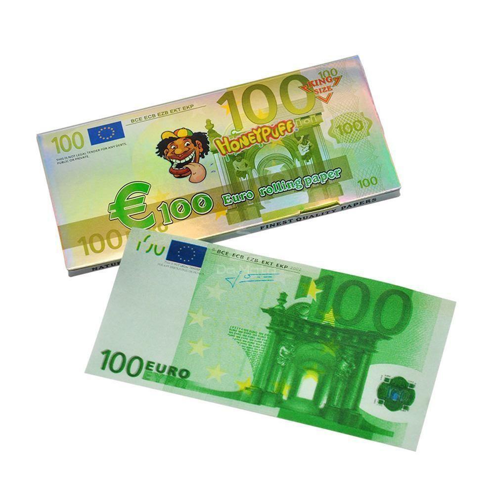 Seda nota de 100 Euros - Honeypuff