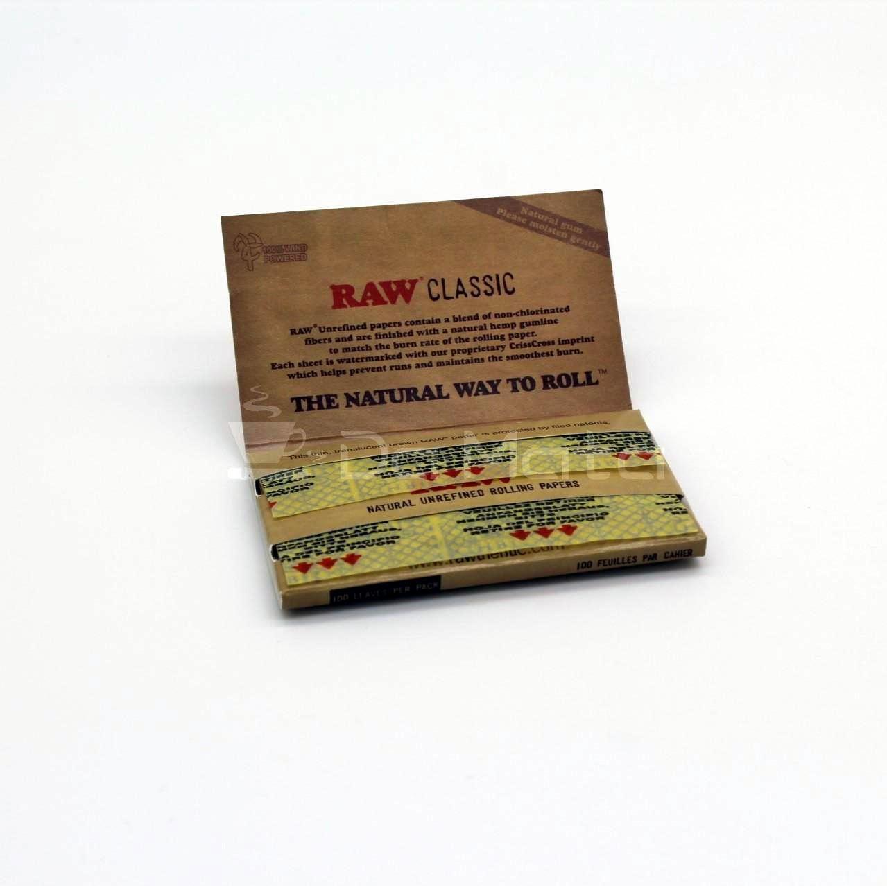 Seda Raw Classic 1/4 dupla