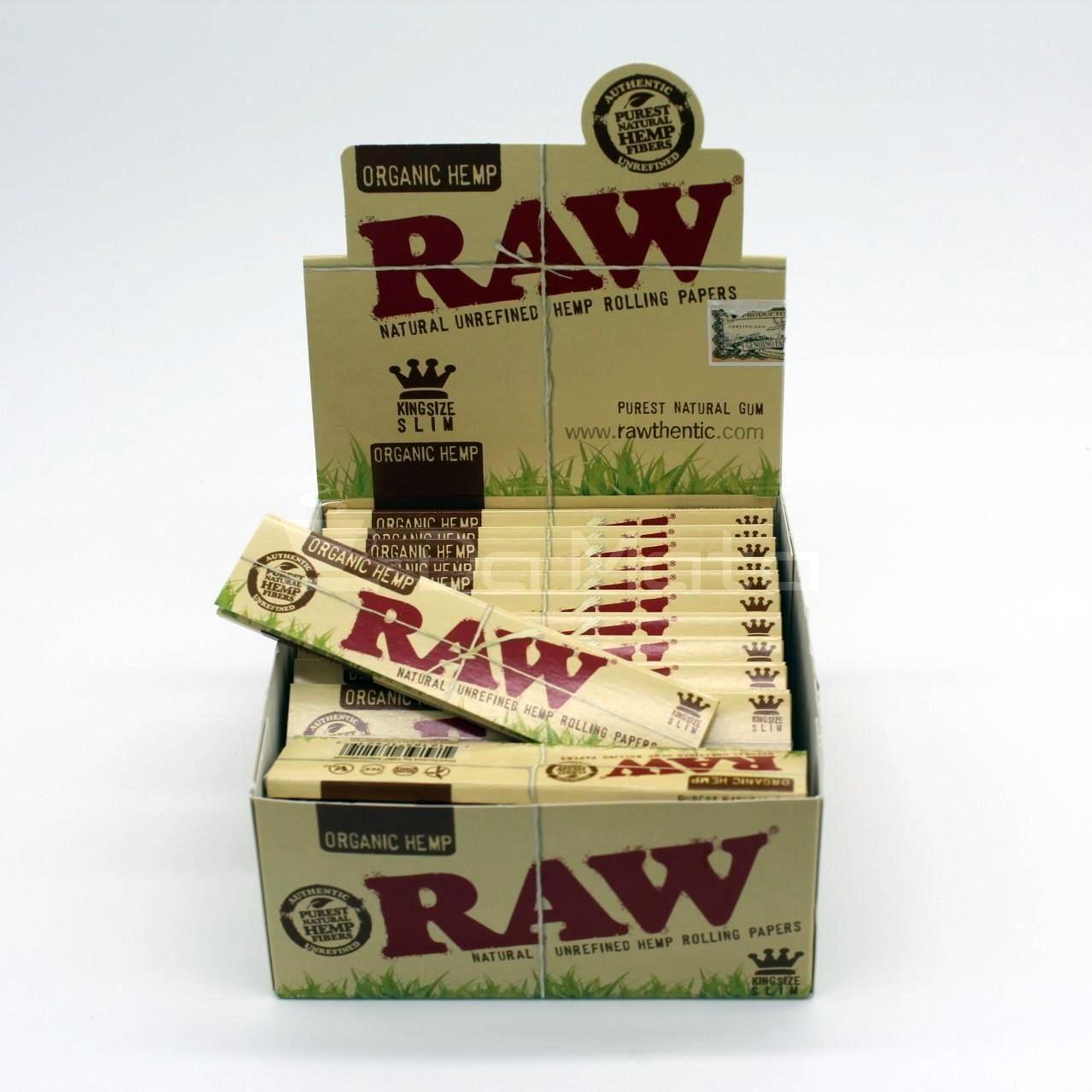 Seda Raw Organic Hemp
