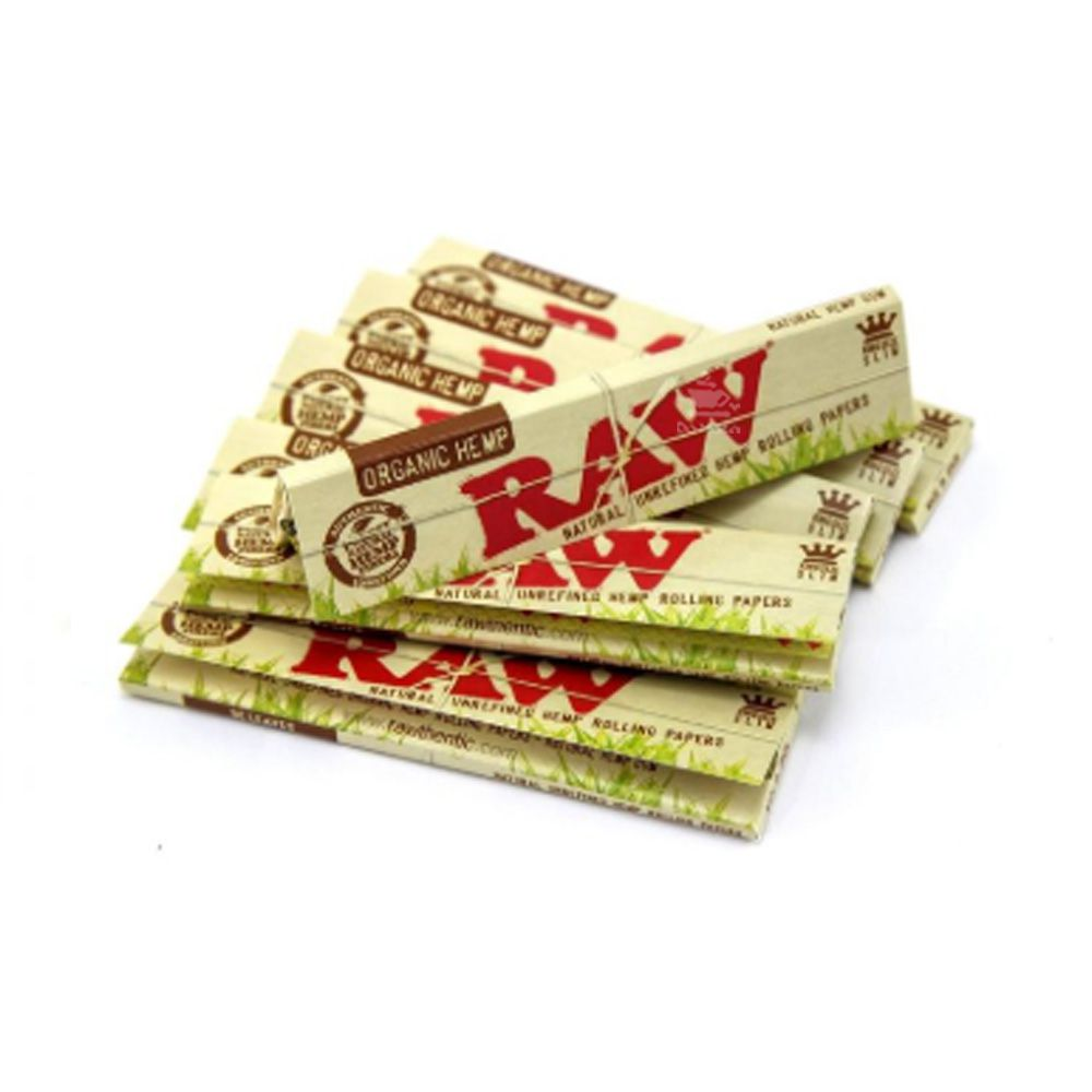 Seda Raw Organic Hemp - King Size
