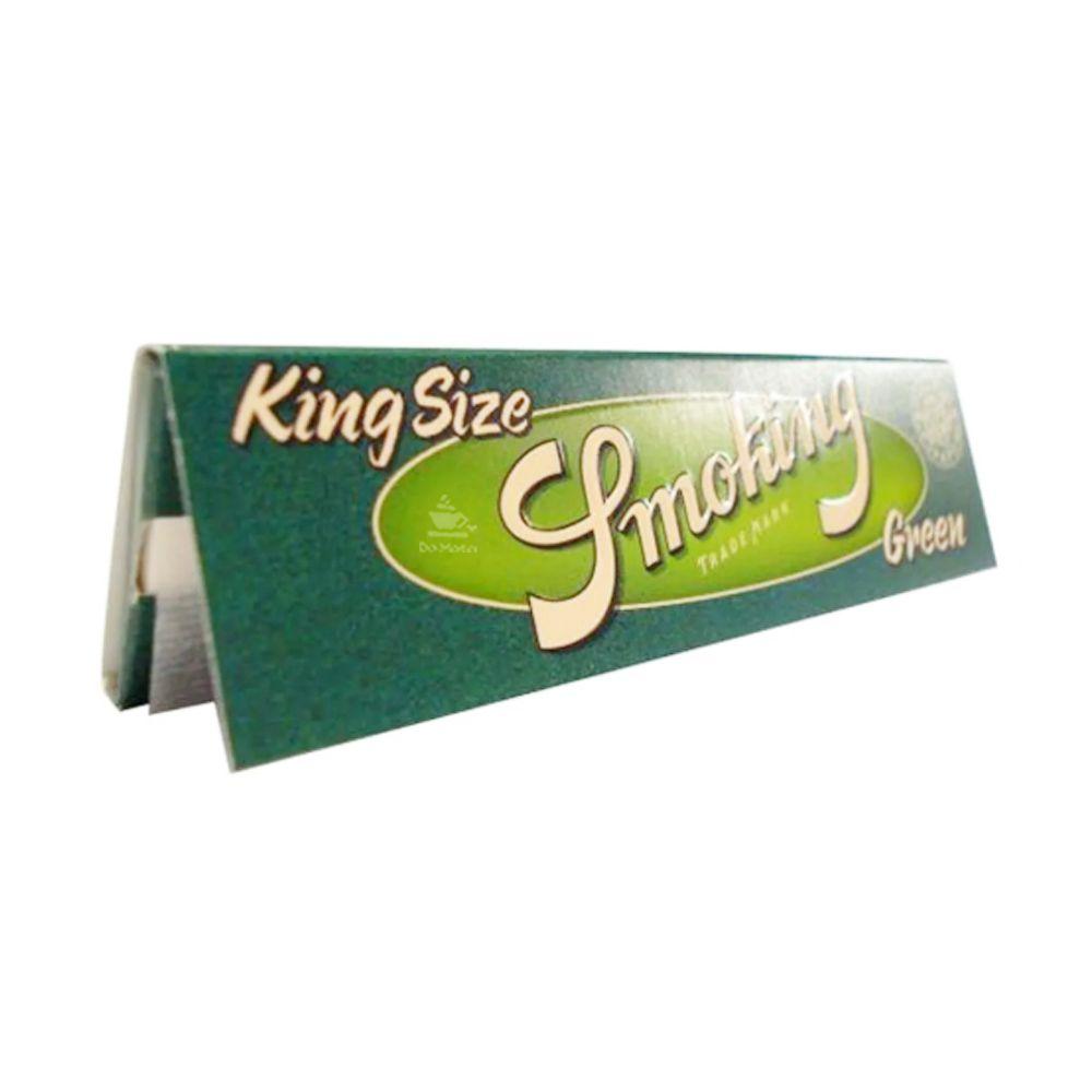 Seda Smoking Green King Size