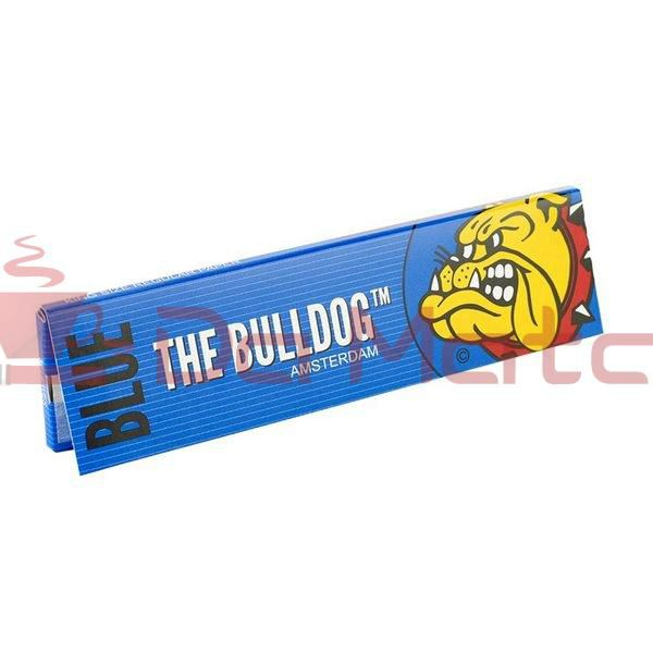 Seda The Bulldog - Blue - King Size