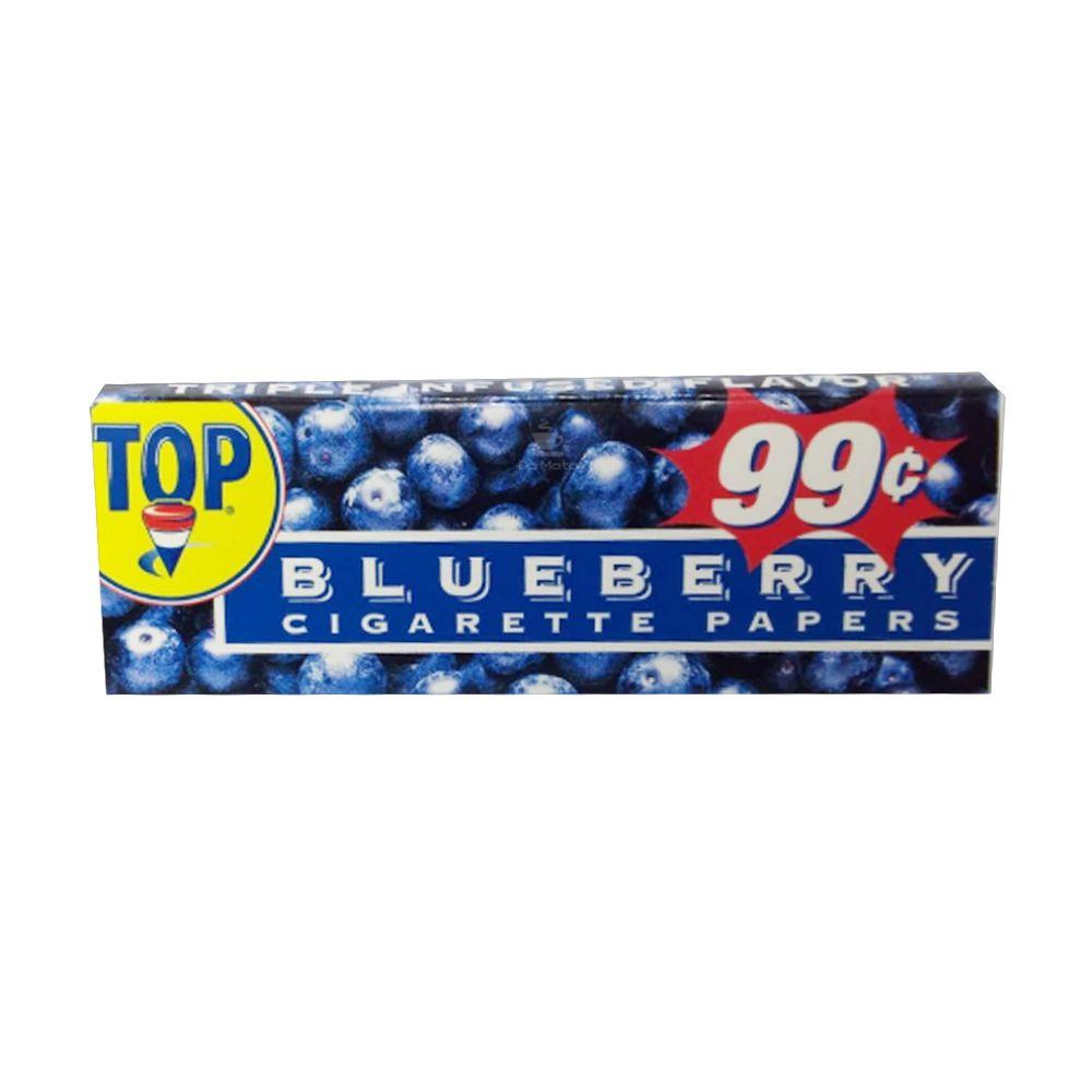Seda Top de Blueberry 1 1/4