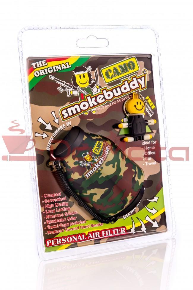 Smokebuddy -Filtro de fumaça