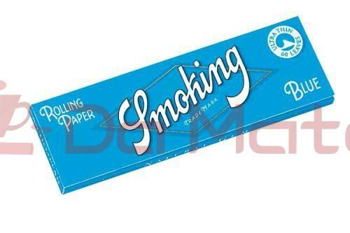 Smoking Blue 1/4