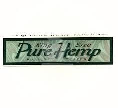 Seda Smoking Pure Hemp King Size
