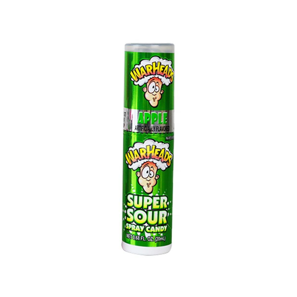 Spray Warheads maça verde - Importado EUA