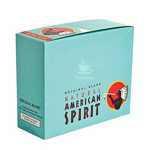 Tabaco American Spirit - Azul - Caixa c/ 10 un.