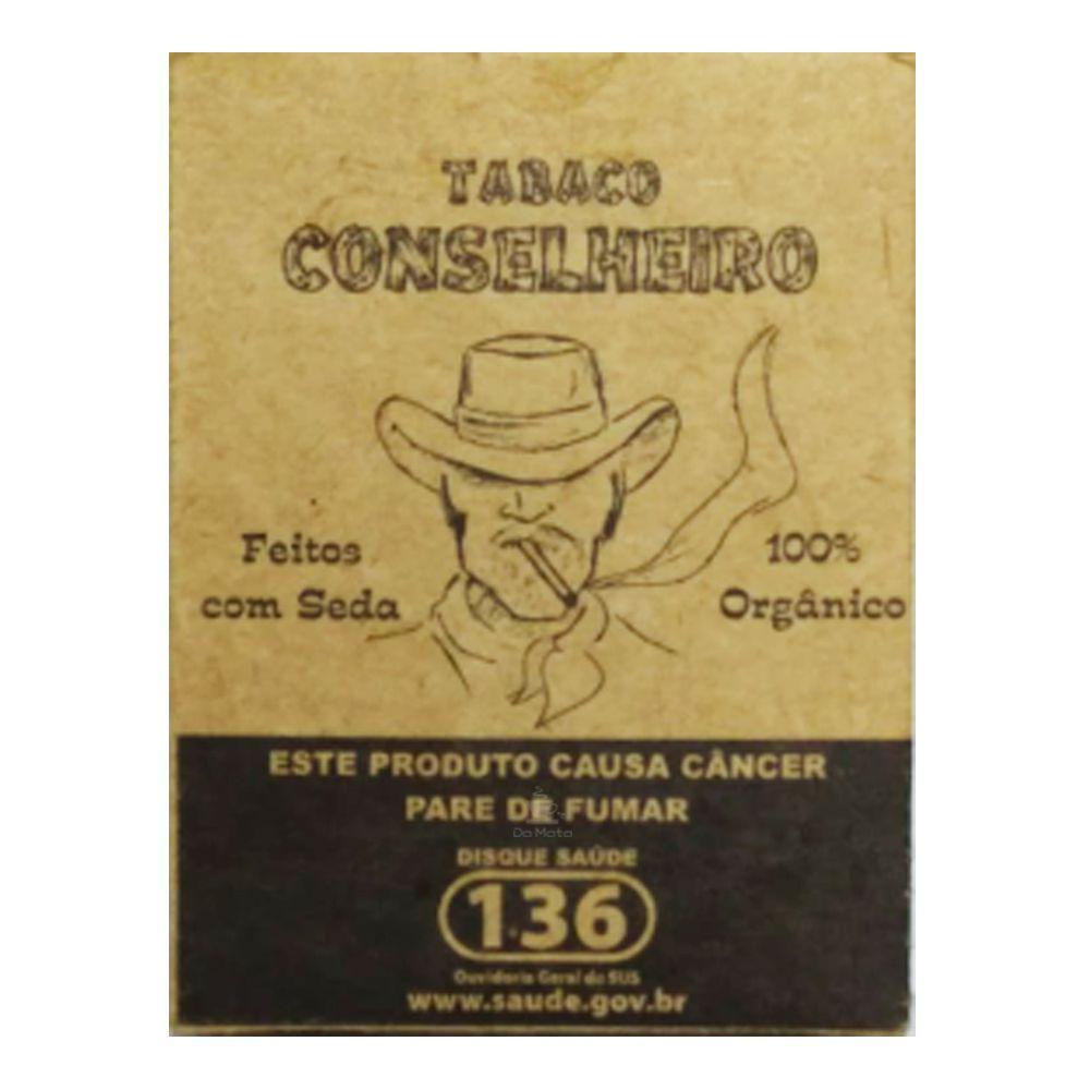 Tabaco Conselheiro 100% Orgânico