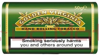 Tabaco Golden Virginia - Importado