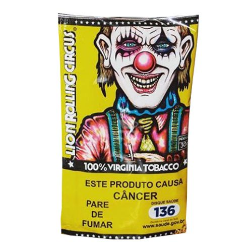 Tabaco Lion Rolling Circus