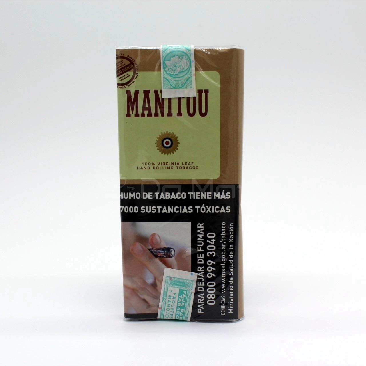 Tabaco Manitou Virginia