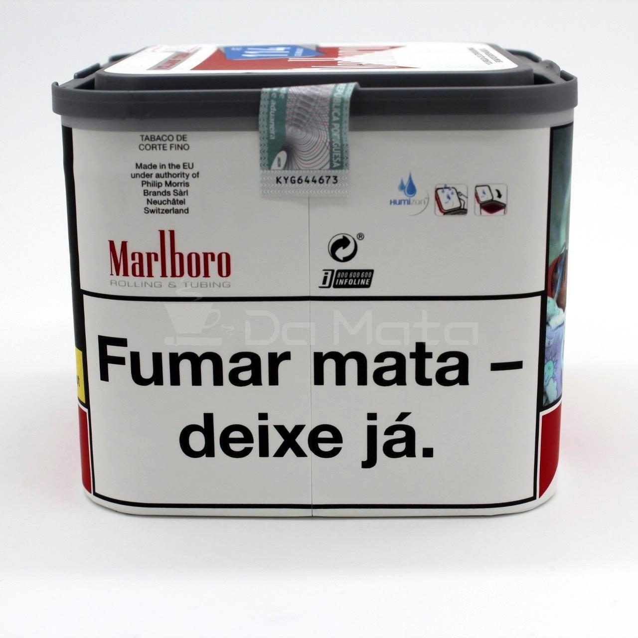 Tabaco Marlboro - Lata