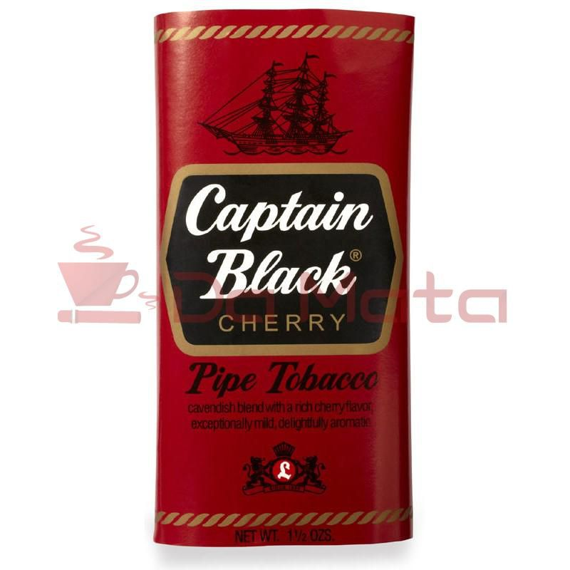 Tabaco para cachimbo - Captain Black Cherry