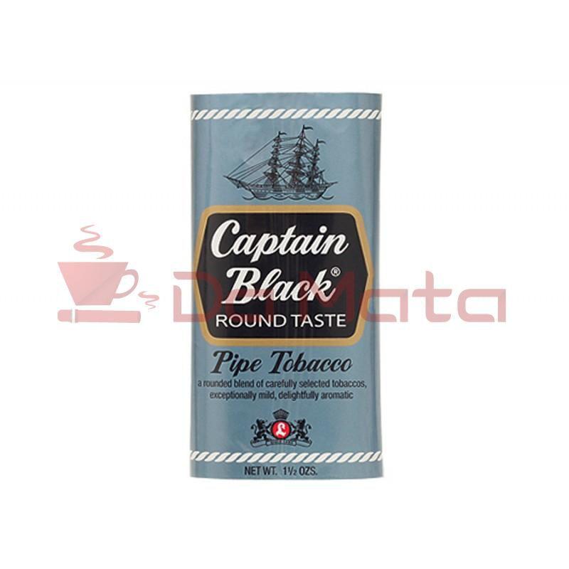 Tabaco para Cachimbo Captain Black - Round Taste