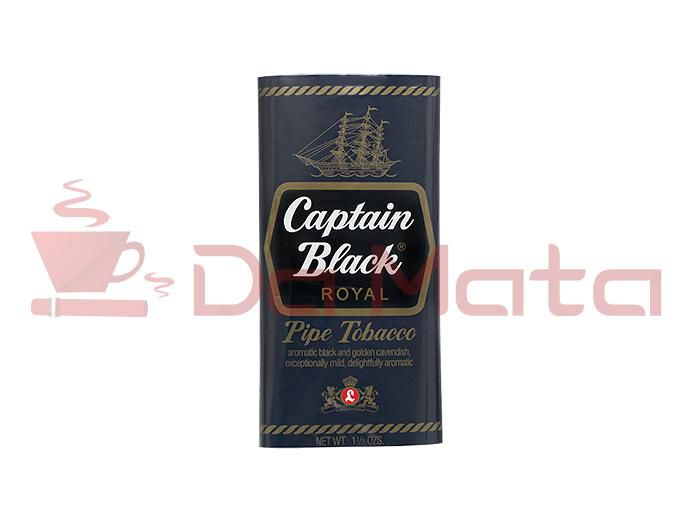 Tabaco para cachimbo - Captain Black - Royal
