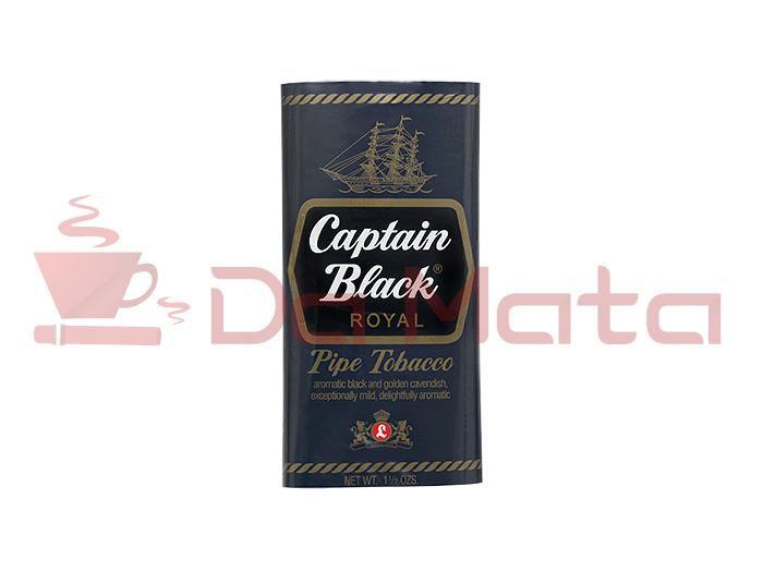 Tabaco para cachimbo - Captain Black - Royal
