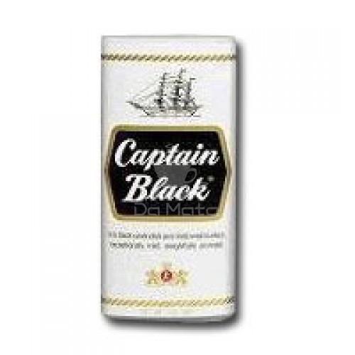 Tabaco para cachimbo - Captain Black -  White