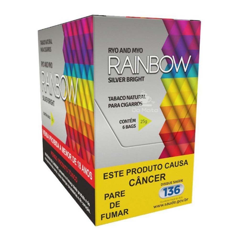 Tabaco Rainbow Silver 25g