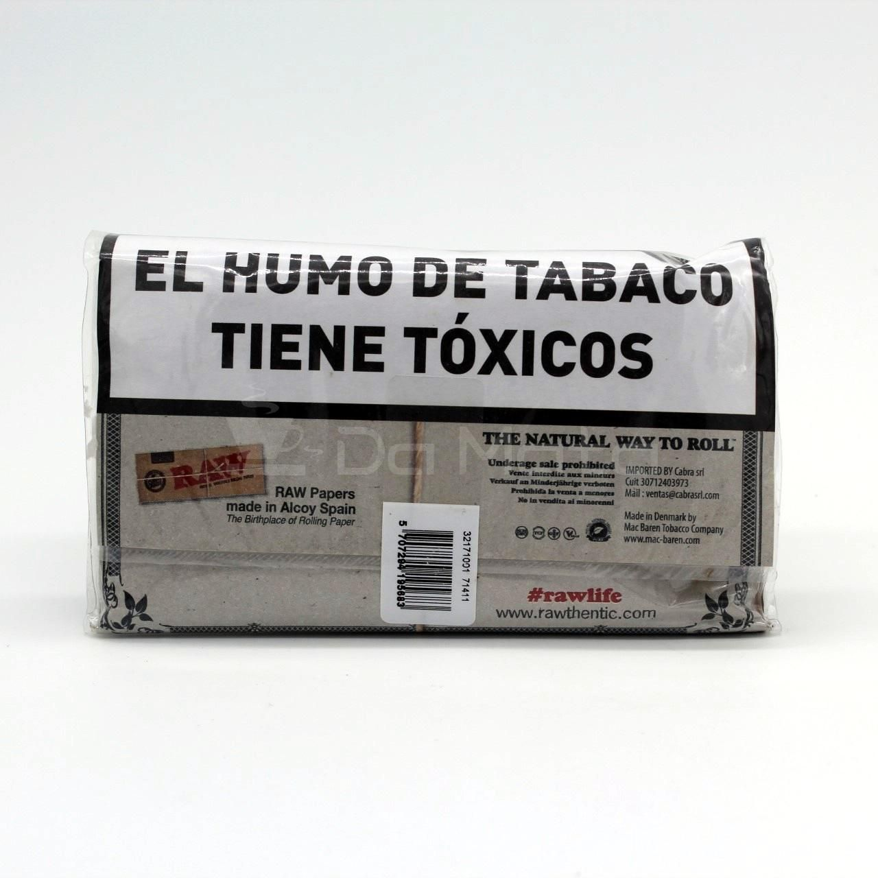 Tabaco Raw Bright Leaf Blond