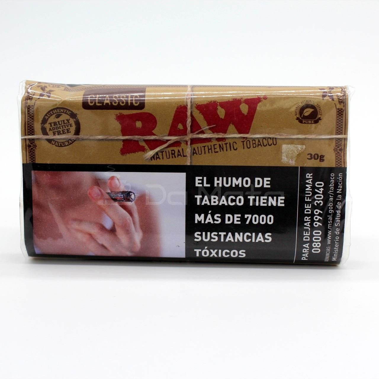 Tabaco Raw Classic