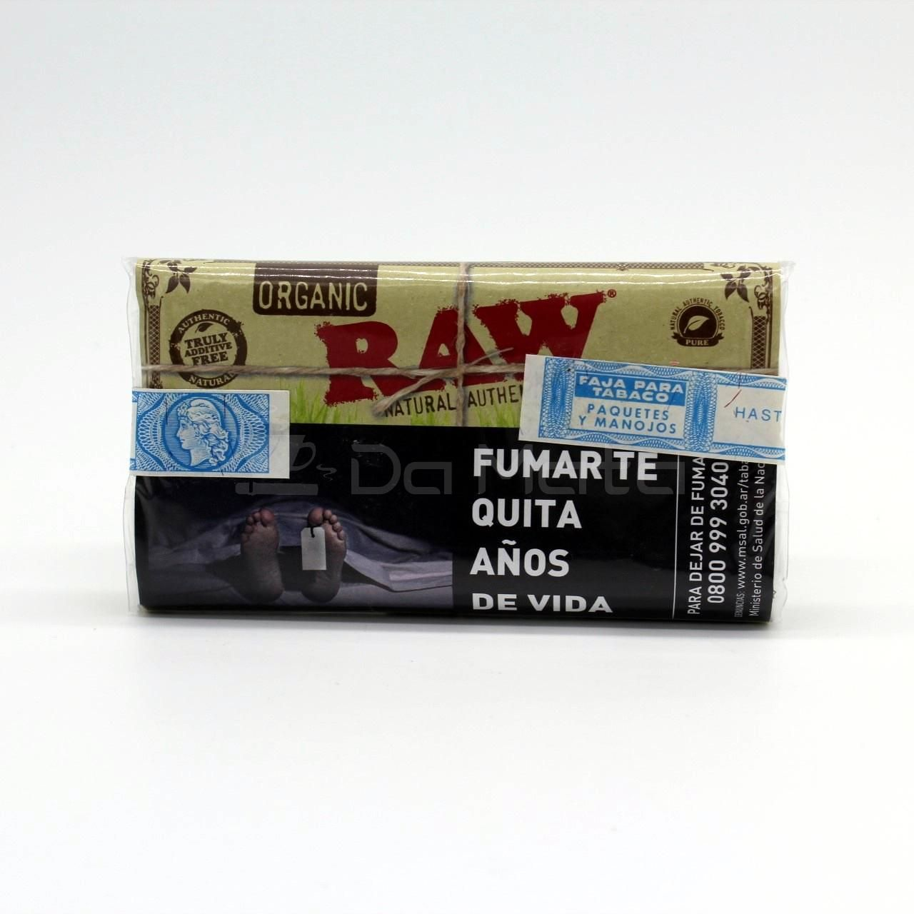 Tabaco Raw ORGANIC