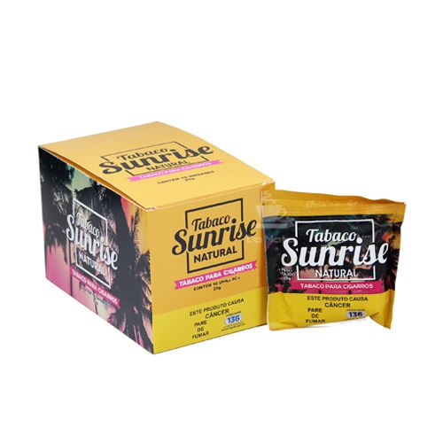 Tabaco Sunrise - Natural