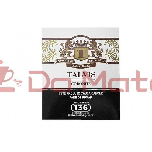 Cigarrilha Talvis Coronita - 10 unidades