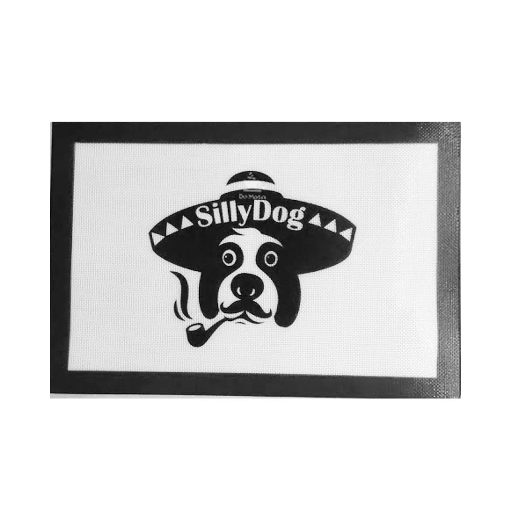 Tapete de Silicone Silly Dog 30x45cm