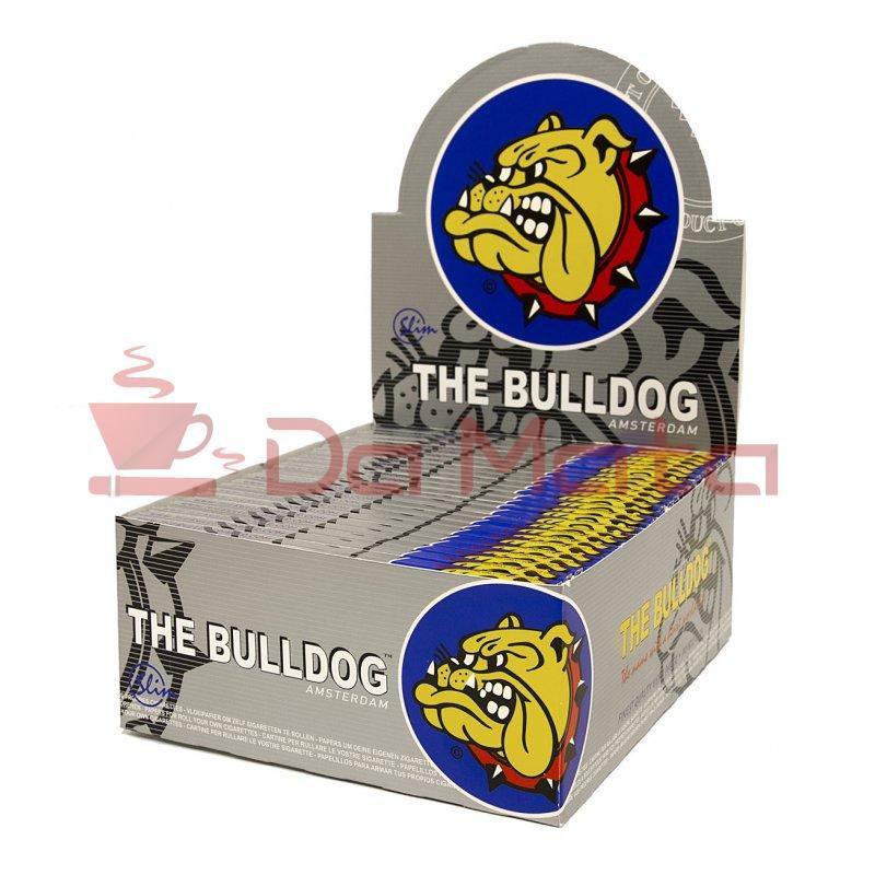 The Bulldog King Size Silver - CAIXA