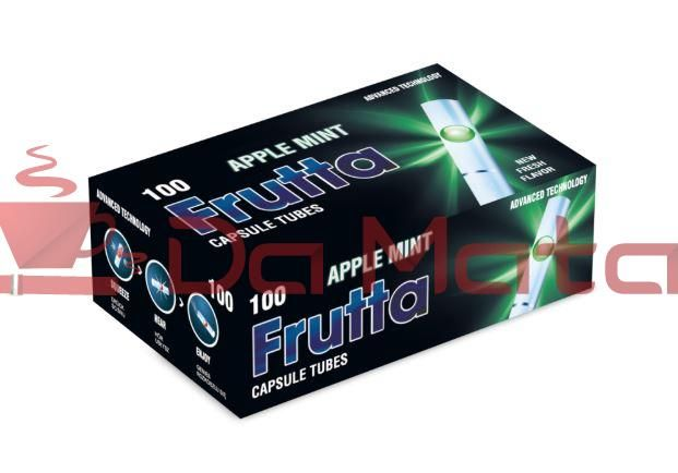 Tubo de cigarro Frutta - Apple Mint