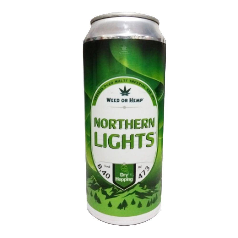 Cerveja Weed or Hemp Northern Lights 473ml